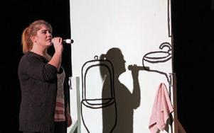 Wictoria Sjöberg är en stjärna, hon berör och når hela vägen ut i salongen.