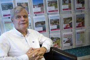 Klas Söderlund tror att hans relation till kunderna är avgörande för framgången.