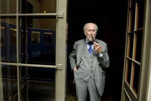 STOCKHOLM 20130530Författaren Torgny Lindgren fyller 75 år i juni Foto: Jessica Gow / SCANPIX / Kod 10070