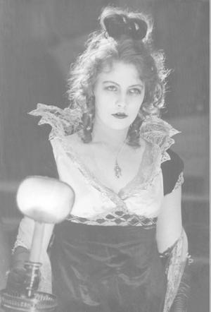 Greta Garbo i GöstaBerlings saga.