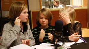 Betänketid. Vad är det för myndighet som har hand om arbete? Och vem ser till att barnkonventionen följs? Annie Wång, Kalle Andersson och Lydia Binbach funderar.