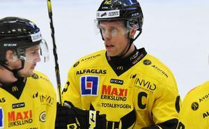 Fredrik Johansson, lagkapten VIK Hockey.