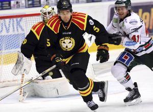 Lucas Kilströms Brynäs tar Leksands plats i Mästarmatchen mot AIK.
