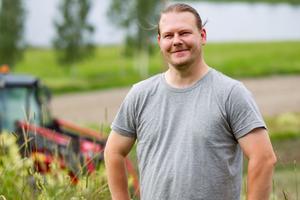 Potatisodlaren Magnus Andersson