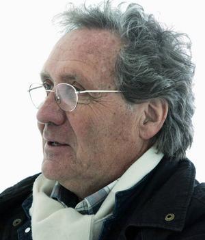 Tore Brännlund är ordförande för länets konstförening JLK