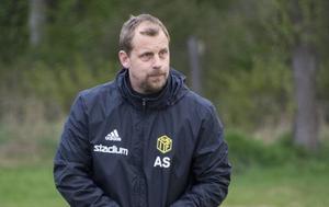 Anders Strandlund blir Ånge IFs tredje tränare för i år. Tidigare har han varit tränare för både Kuben och Stöde.