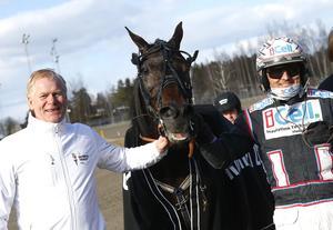 Nadal Broline med Ulf Ohlsson och Magnus