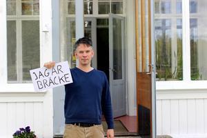 Ruben Heijloo bor i Revsunds prästgård, och har startat kampanjen