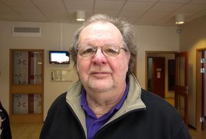 Owe Ahlinder (C) är ordförande för omsorgsnämnden som ansvarar över den kritiserande förvaltningen. Foto: Jan Björkegren