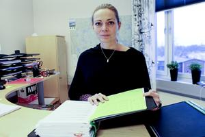 Dagarna är räknade för offentliga toaletten mitt emot Systembolaget, klargör planeringschefen Louise Nordström.
