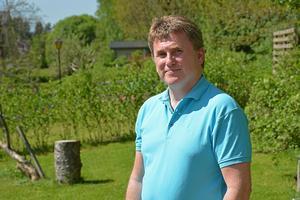 Sverker Ottosson (MP), föredetta kommunalråd, numera grön debattör.