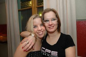 BMB. Johanna Skottman och Mathilda Thorsell.