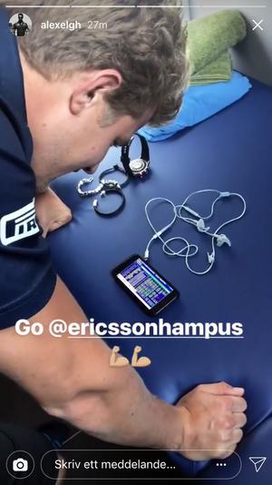 Hur Marcus Ericsson värmde upp inför kvalet? Genom att följa lillebror i F4-kvalet på Brands Hatch. Hampus Ericsson kvalade som sexa till första racet och sjua till det tredje (i det andra startar man som man kommer i mål i första). F4-racen körs 15.00 och 18.00 lördag samt 16.02 söndag (svenska tider). (Bilden från Alex Elghs Instagram)