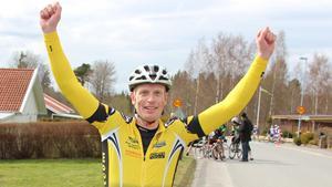 Gunnar Bäckgren vann Jönköpings varvlopp.