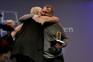 – Det är mycket slit med ett företag, säger pristagaren till Årets Företagare inom Handeln, Torbjörn Lagergren Mat i Söråker AB.