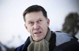 Stig Husberg på Kartotek i Stockholm fanns på plats vid tisdagens flygning.