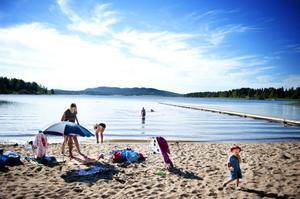 Florsjön fick gott betyg vid provtagningen, tjänligt utan anmärkning.