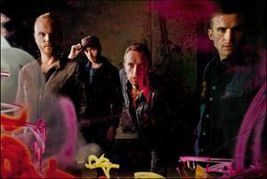 """Gatan inspirerar. Graffiti var en stor inspirationskälla till Coldplays nya album """"Mylo Xyloto"""". Foto: Emi"""