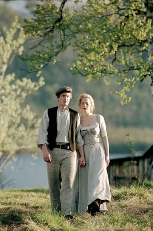 Maria Bonnevie och Ulf Friberg i Selma Lagerlöfs