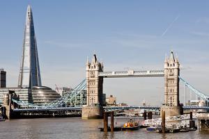 London är inte rätt plats när man har tunn plånbok.
