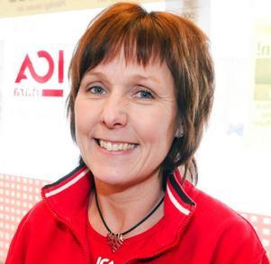 Lisa Boberg, 47 år, Hoting:– Stieg Larssons trilogi är klart bäst, då sträckläste man ju. Även Håkan Nessers, men de är nog bäst som talböcker, för hans sätt att skriva är så fyndigt.