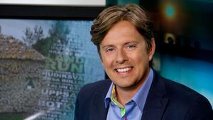 Henrik Kruuslval är programledare för Landet Runt.