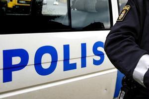 Polis, polisbil, polisbuss