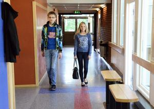 En skola för alla. Även för människor med olika former av allergier. Åttondeklassarna Rickard Didic och Angelica Lisswandt är båda allergiker och doftöverkänsliga. Och de vet hur livsviktigt det är med en parfymfri skolmiljö.