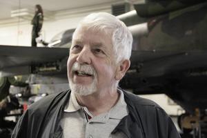 – Alla vi i besättningen litade på varandra till 110 procent, säger Göran Lövqvist.
