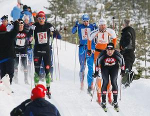 ICA-loppet i Åsarna ingår i den nya skidtouren.