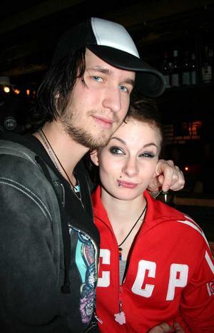 Konrad. Johan och Lisa