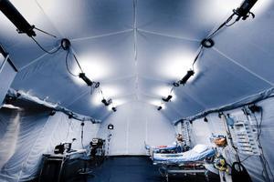 Saab Aerotech  ska leverera avancerade system för traumasjukvård till försvarsmaktens fältsjukhus.