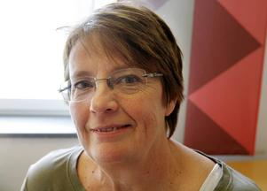 Anni Åsén, personalstrateg hos Jämtlands läns landsting.