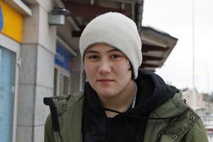 Har du sökt sommarjobb?Mikael Marklund, 16 år, Norrtälje: – Nej, jag ska inte söka något sommarjobb.