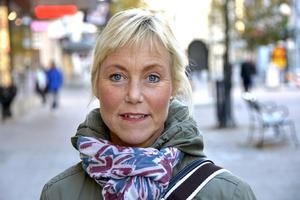 Susanne Andersson, 44 år, kallskänka, Sundsvall:– Nej, det vet jag inte. Jag har en bankkontakt som sköter det där åt mig och henne har jag fullt förtroende för.