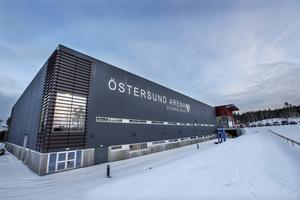Östersund Arena.