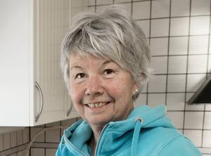 Carina Sjöberg, femtiotalist.