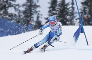 FIS-tävlingar FunäsdalenNathalie Eklund, Leksand SLK