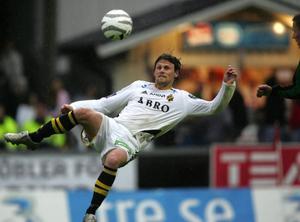 Daniel Hoch i allsvenska AIK, nu kan han hamna i Älgarna.