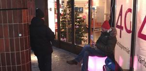 Inga 4G-modem till de köande utanför Telias butik