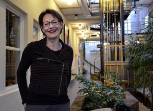 Gudrun Schyman och Feministiskt initiativ har ökat antalet medlemmar efter höstens val.