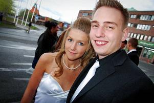 Robin Gavelin och Malin Wiksten