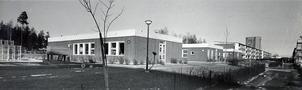 Bjurhovda västra barnstuga, 27 februari 1976.