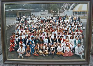 1986 firade Furuviksbarnen 50 år och höll en stor återträff.