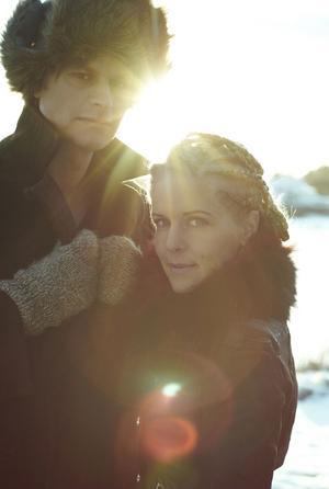 Sofia Karlsson och Martin Hederos ger julkonsert i Järvsö den 17 december.