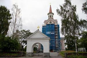 Njurunda kyrka uppfördes 1862, restaurerades på 1950-talet och är nu föremål för underhåll.