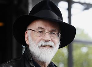 Terry Pratchett 2010.