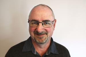 Lars Johansson, chef för Sydnärkes byggförvaltning. Foto: Peter Eriksson