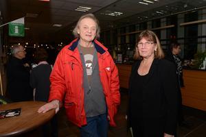 Micke Altonen och Berit Welander.