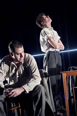 Dramatens gästspelar på Babelsberg i Kramfors på fredag kväll med sin uppsättning av Stig Dagermans